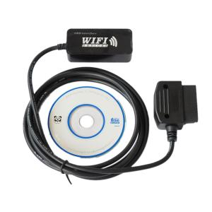 China WI-FI OBD AUTO Checker Support IPhone IPod Touch IPad PC on sale