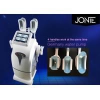 Velashape Vacuum Cellulite Removal Machine , Cryolipolysis Weight Loss Body Contouring