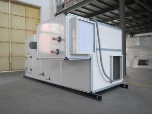 China Candy Coating Low Temperature Desiccant Wheel Dehumidifier on sale