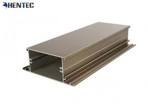 China Powder - Painted Aluminium Window Extrusion Profiles With Termal Strip on sale