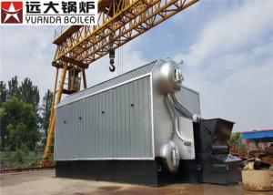 China SZL 2-1.25 Low Pressure Steam Boiler Working For Textile Industry on sale
