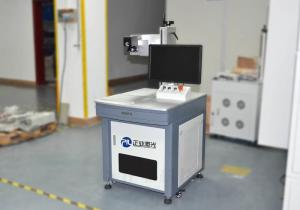China Precision Laser Engraving Systems UV Marker 3 W / 5 W Laser Marking Equipment on sale