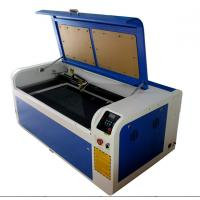 China CO2 CNC Laser Engraving Machine For Acrylic Leather Wood Glass Crystal Metal on sale
