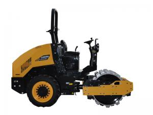 China LGSD803 LTXG 3 tons Single drum double hydraulic drive vibratory road rollers on sale