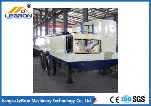 China 2018 new type No-Girder Arch Roof Roll Forming Machine CNC Control Automatic Type forming machine China supplier on sale