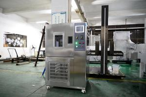 China UV Absorption Ozone Resistance Test Accelerated Aging Chamber Custom Made supplier