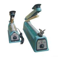 hand press impulse plastic bag sealer with factory price hot sale