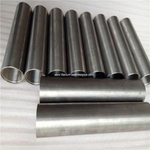 Quality titanium tubing for bicycle manufacturing 22*0.9*500mm 4pcs wholesale price for sale