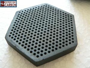 China Various Industry Carbon Graphite Products Good Lubrication Wear Resistance on sale