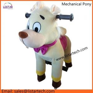 China Action Pony Ride on Toy Horse for wholesale and retail, Rody Ride On Horse, Plush Horse on sale