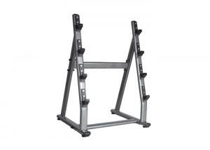 China Cross Fitness Vertical Barbell Storage Rack 4 Pairs Professional Popular Anti Rust on sale