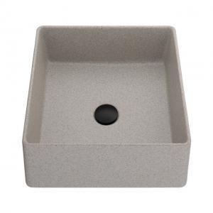 China Above Counter Marble/Quartz Granite Composite?Bathroom Vessel Sink on sale