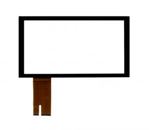 China Projected Capacitive Industrial Touch Panels EETI ILITEK ELAN Controller on sale