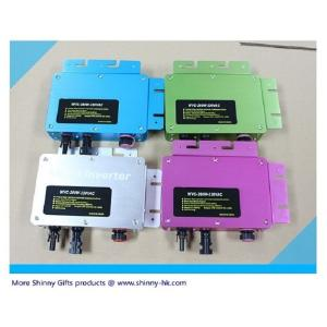China 260W grid tie micro inverter On Grid Solar Inverter with MPPT Function on sale