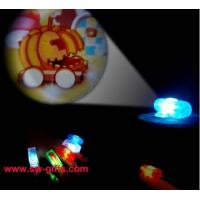 Projection Finger Lights Cartoon Patterns Projector Lamps Mini Flashlight Projection Lamp