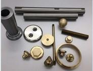 China Precision Steel And Brass Cnc Turning Machine Parts With Surface Treatment on sale