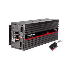 China 50Hz / 60Hz 220V Pure Sine Wave Single Phase Inverter 6KW Rated 12KW Peak on sale