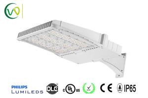 China Super Bright 3030 Commercial Parking Lot Lighting / Led Pole Light Fixtures Power Saving on sale