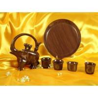 dancing elephant tea pot