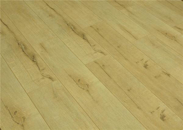 AC3 AC4 Traditional Living Handscraped Oak Premium Laminate Flooring With  Random Dimension Images