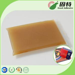 China Solid Hot Melt  Animal Jelly Glue Solid Gums For Hardcover Case Making HOT MELT GLUE on sale