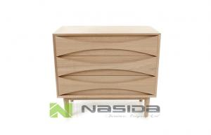 China Custom Small Antique Lowboy Furniture Wood Storage Cabinets for Bathroom or Clothes Storage on sale