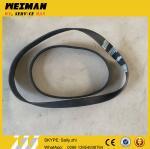 La ceinture originale de SDLG, 4110001015025, pièces de rechange de SDLG pour SDLG roulent le chargeur LG956L