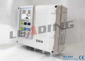 China Industrial Grade Design Booster Pump Controller , Automatic Pump Control For Water Pump on sale