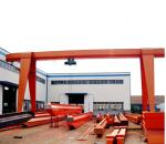 YUANTAI Light duty outside warehouse dedicated single girder gantry crane