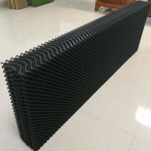 China Corrosion Resistant Height 1600mm Evaporative Cooling Pad on sale