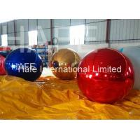 Decoration Inflatable Event Decoration Mirror Balloons Eye Catching For Special Events