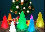 Outdoor Led Christmas Tree Wireless Control Illuminated Commercial Furniture