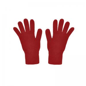 China ladies 2 ply knitted  pure cashmere gloves on sale