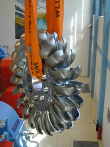 China Pelton wheel turbine on sale