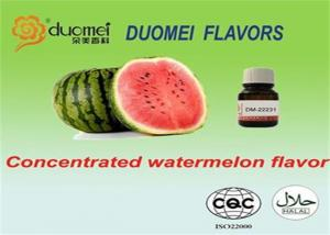 China PG Based Concentrated Watermelon Food Flavouring HACCP FDA Certification on sale