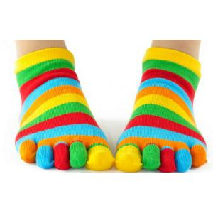 China womens five toes socks on sale