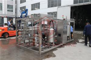 China Industrial Fruit Juice Processing Equipment Apple Juice Making Bottling Line on sale