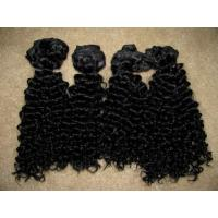 China Hot Sale Fashion & Beautiful Human Hair Extension Afro Kinky Curl Hair Piece on sale