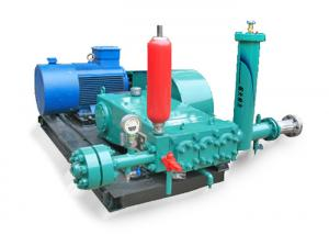 China High Pressure Cruid Oil Transfer Pump , Horizontal Single Acting Reciprocating Pump on sale