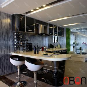 Hot Solid Surface stone Modern Home Bar Counter for sale – Timo Bar ...