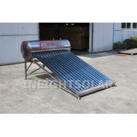20 Tubes Durable  Solar Heater Collector  For Restaurants / Other Public Facilities