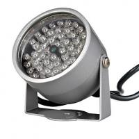 China 夜間視界CCTVのカメラ(DC 12V、500mA)のための48 IR LEDsの赤外線照明ライト on sale