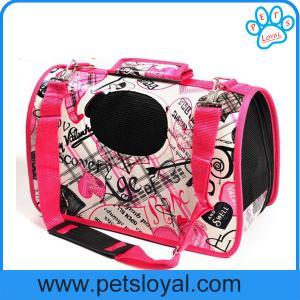 China Hot selling Manufacture folding dog EVA pet carrier bag on sale