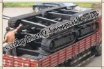 rubber track system / rubber crawler undercarrige/ rubber crawler under carriage