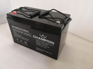 China High Safety Performance Gel Lead Acid Battery EPS And UPS Battery Backup on sale