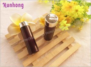 China Senior wholesale 30ml hotel shampoo bottle cosmetic bottle plastic bottle on sale