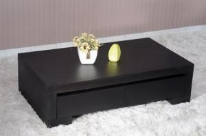 China Modern Living Room Furniture,Black Ash Coffee Table,Tea/Cocktail Table supplier