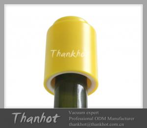 China Food grade ABS vacuum red wine preetype stopper on sale