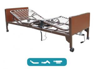 China semi electrci homecare bed and hospital bed on sale