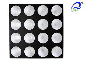 China DMX512 16 Heads Matrix Beam LED Lights 200W With 25° Beam Angle Easy Control on sale